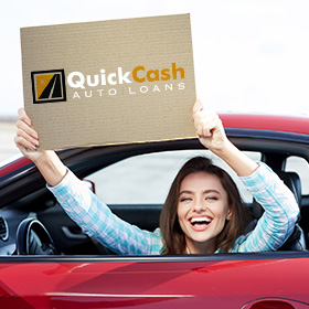 A Quick Cash Auto Loans Satisfied Customer with a Car Title Loan
