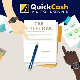Car Title Loans How Do Title Loans Work