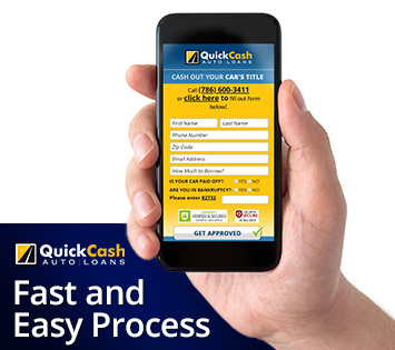 Quick Cash Auto Loans Has a Fast and Easy Process