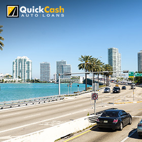 Car Title Loans in Miami