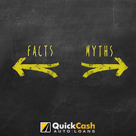 Facts and Myths About Car Title Loans