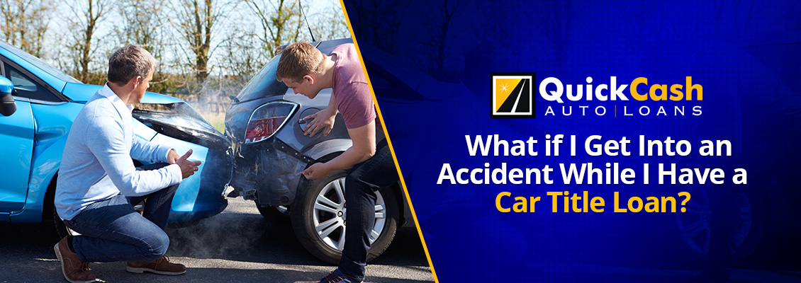 Car Accident While Having a Car Title Loan