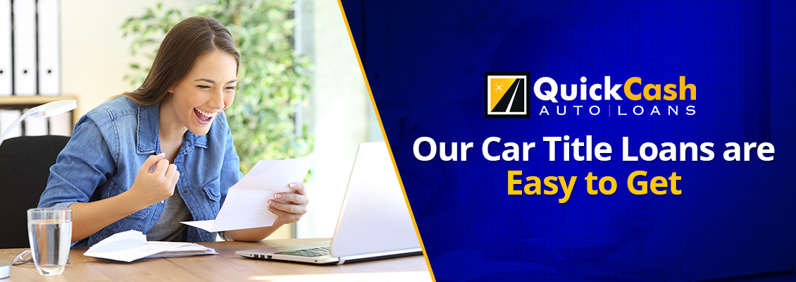Easy Car Title Loans