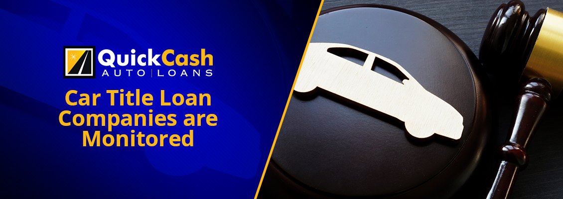 Car Title Loans Have Rules and Regulations