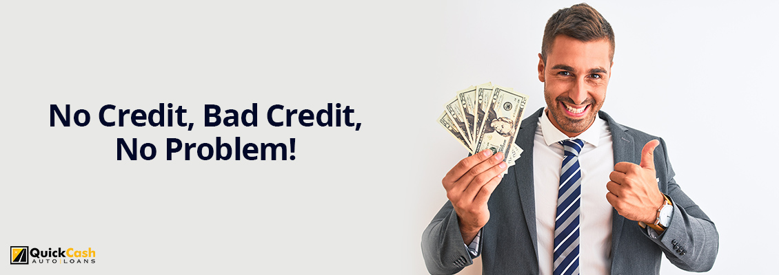 Your Credit History is Not a Problem to Get a Car Title Loan