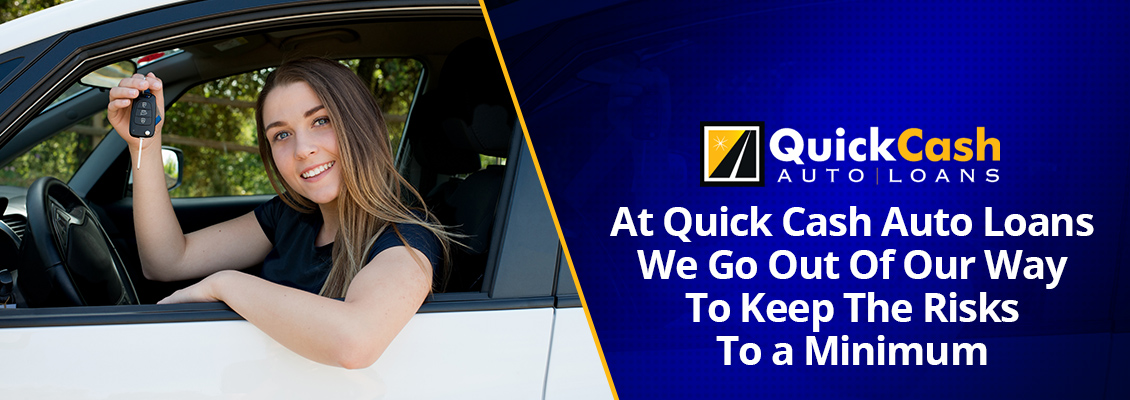 Quick Cash Auto Loans is a Reputable and Safe Company To Work With