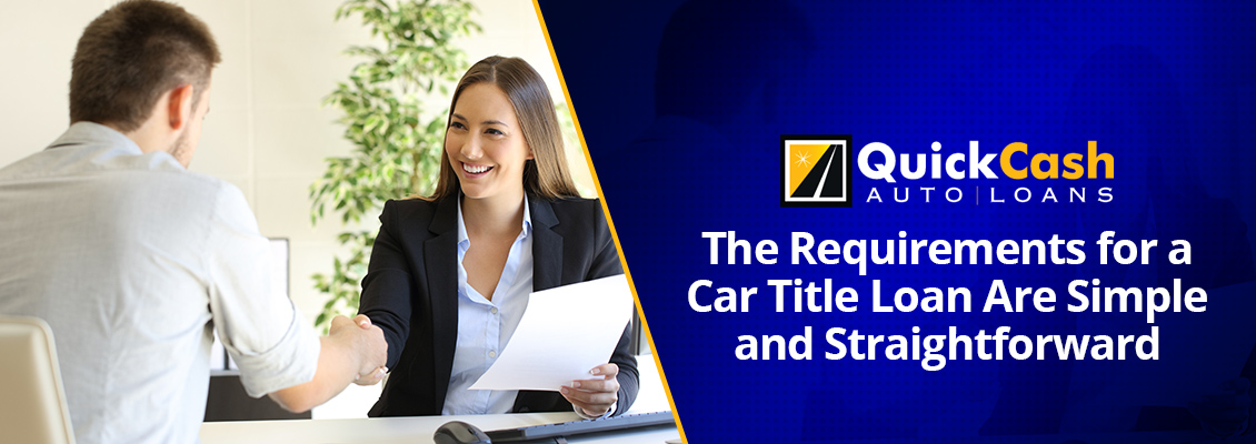 Car Title Loan Process