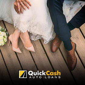 Newlyweds That Got An Auto Title Loan To Pay Their Wedding