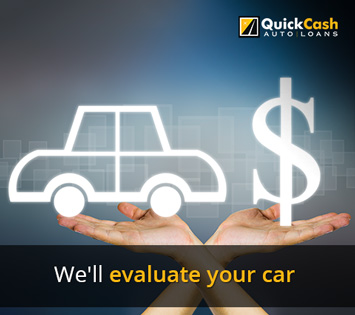 Picture of Car Evaluation Used to Determine your Loan