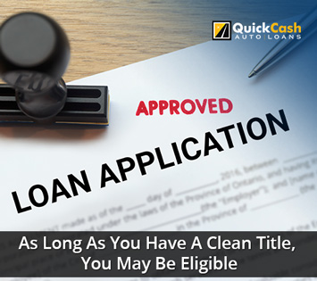 Auto Title Loan Application